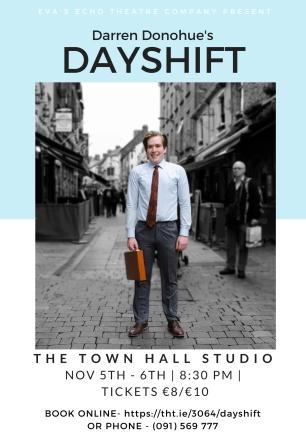 DAYSHIFT Flyer