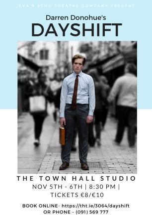 DAYSHIFT Poster